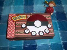 scrapbooking minialbum pokemon