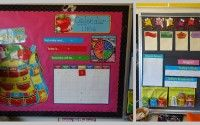 A teacher needs this: An entire site devoted to bulletin board ideas, organized by season, grade level, theme, etc.