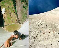 10 Coolest Rock Climbing Walls Around the World