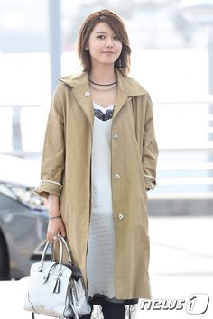 SNSD's SooYoung is off to Milan, Italy!