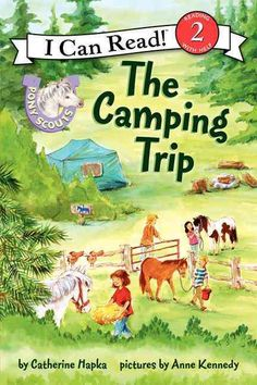 When Meg goes camping for the first time, she doesn't know what to expect. Unprepared for lots of bugs, long walks to the bathroom, and spooky, scary stories, Meg learns that camping is far more than