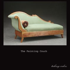 The Fainting couch. $2,000.00, via Etsy.