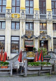 CHECKING INTO THE STANHOPE HOTEL BRUSSELS - After Orange County