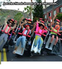 This would be a cute wheelchair costume