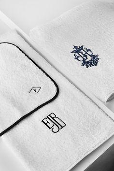 Frette Bespoke Towel #Bespoke