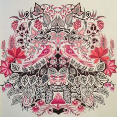 Johanna Basford | Picture by Cheryl Tyler, Outlook, Saskatchewan, Canada… --> If you're looking for the most popular adult coloring books and supplies including gel pens, colored pencils, watercolors and drawing markers, check out our website at http://ColoringToolkit.com. Color... Relax... Chill.
