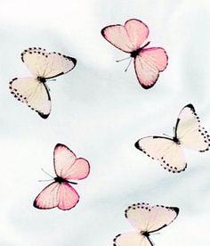 PINK BUTTERFLY AQUA SKY BLUE YELLOW BUTTERFLIES TWIN DUVET COMFORTER COVER SET