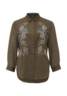 Блуза Sisley купить за 5 899руб SI007EWKZA12 в интернет-магазине Lamoda.ru