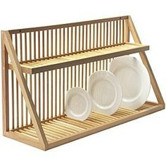 Wall Mounted Wooden Plate Rack - Large, http://www.amazon.co.uk/dp/B000OPO9ZS/ref=cm_sw_r_pi_awdl_AcctxbR7SK5YV
