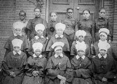 The Oblate Sisters of Providence (1828) The Oblate Sisters of Providence was the first successful order of Roman Catholic nuns of African descent.