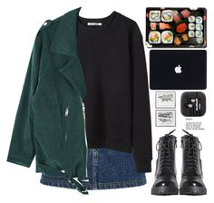 """Sushi"" by evil-maknae ❤ liked on Polyvore featuring River Island, T By Alexander Wang, Jura, Williams-Sonoma, koreanstyle, polyvorecontest and polyvorefashion"