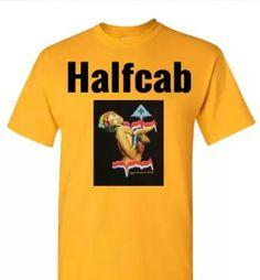 Visite nosso site halfcab e conheca nossas camisetas todo dia uma nova estampa para você. www.halfcab.com.br