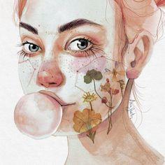 Natural Girls – Les portraits doux et sensuels d'Ana Santos (image)