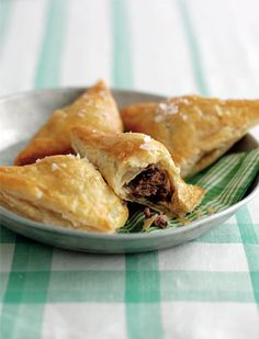 Duck and Cranberry Pasties