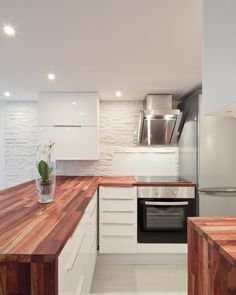 .Kitchen, combo of modern and rustic