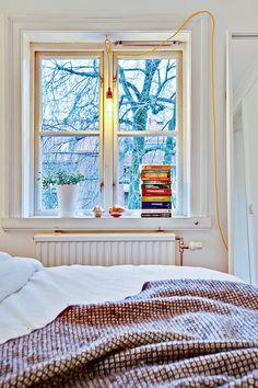 Fönster mot innergården Windows, Interior Design, Cool Stuff, Bedroom, Devil, Future, Nest Design, Future Tense, Home Interior Design