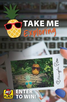 Pictures Of You, Cool Pictures, Instant Camera, Fujifilm Instax Mini, Exploring, Coloring Pages, Pineapple, Adobe, Join