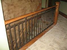 Wrought Iron Railings, Wrought Iron Handrails, Steel Rails, Iron ...