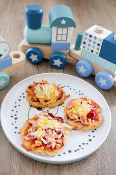 Pizza für Babys und Kleinkinder – BLW