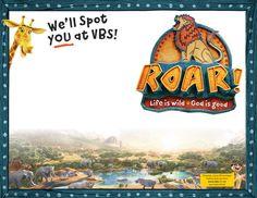 179 Best Roar Vbs 2019 Images African Safari Concordia