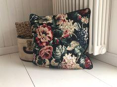 IKEA Pillow cover LEIKNY, Flower pillow ideas, IKEA tyynynpäällinen LEIKNY, Kukkatyyny