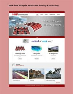 Steel Roof Truss System Visit: http://www.khproofing.com.my , Steel Roof Truss System  KHP Roofing is a leading roofing company located in Malaysia. The company was among the first roofing companies specializing in all types of roofing systems in Malaysia.