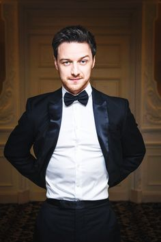 James McAvoy is photographed for the Hollywood Reporter in Cannes, France.
