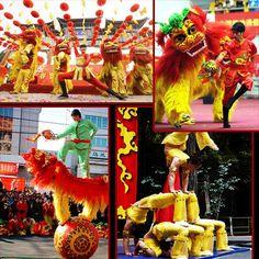 Capodanno cinese QUATTRO