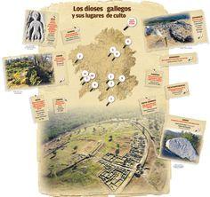 DEUSES GALAICOS. Cuando todos los dioses eran gallegos - Faro de Vigo
