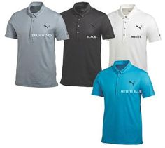 cheap puma golf shirts