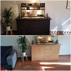 Annie Sloan Graphite, Up, Cabinet, Storage, Furniture, Home Decor, Clothes Stand, Purse Storage, Decoration Home