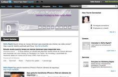 Estamos tbm no LinkedIn! www.linkedin.com/company/dalila-digital