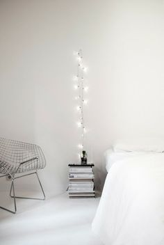 #Inspiration #Interior #Home #Design #Deco #Decor #Light #Grey #Diamonds #Lighting #Minimal #Style
