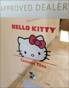 Hello Kitty Approved Dealer