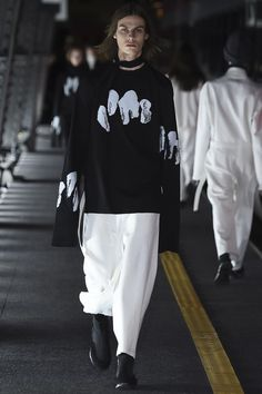 Damir Doma Fall 2016 Menswear Collection Photos - Vogue