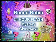 FLASH GIVEAWAY ends 1/9/14