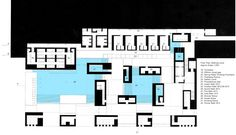 Peter Zumthor's Therme Vals Floorplan