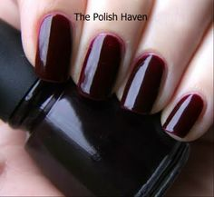 The Polish Haven: China Glaze 'Dripping Wet'