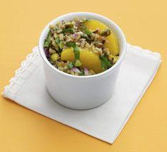 Recipe: Orange-Pistachio Wild Rice Salad