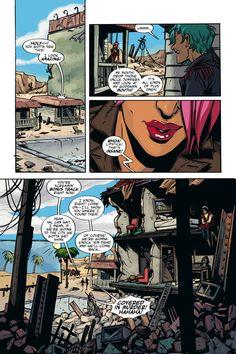 Dark Horse Comics - The True Lives of the Fabulous Killjoys