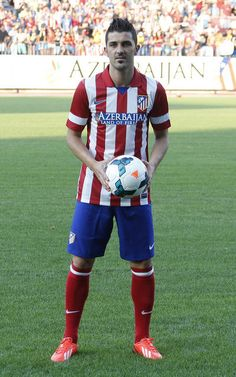 David Villa, Atlético de Madrid