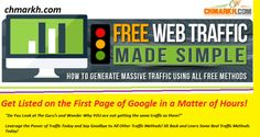 """""""Do You Look at The Guru's and Wonder Why YOU are not getting the same traffic as them?"""" Leverage the Power of Traffic Today and Say Goodbye to All Other Traffic Methods! Sit Back and Learn Some Real Traffic Methods Today!"""