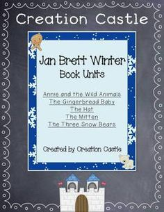 The Three Snow Bears | Jan Brett, Bears and Snow