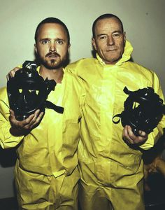 Breaking Bad  - I love, love, did I say love?, this show.  If you haven't seen it, you should - Netflix.