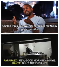 Kanye West at his best... - Imgur