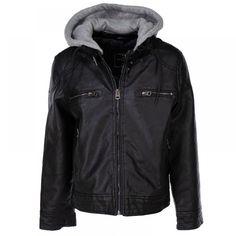 BLACK FRIDAY Μπουφάν αγόρι Hashtag (6-16 ετών)31,50€ Black Friday, Nike Jacket, Raincoat, Leather Jacket, Athletic, Jackets, Fashion, Rain Jacket, Studded Leather Jacket