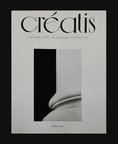 CREATIS MAGAZINE. vintage magazine cover.Jon W Benedict (@jonwbenedict) on Instagram