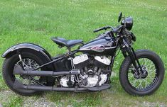 flathead harley | Harley-Davidson UL 1946 1200cc (one of my personal favorites)