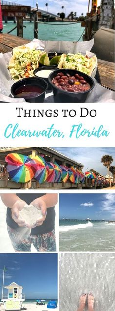 Where to go, what to do, and where to eat during your visit to Clearwater, Florida.