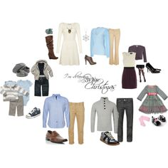 White Christmas | Picture Day Outfit Ideas